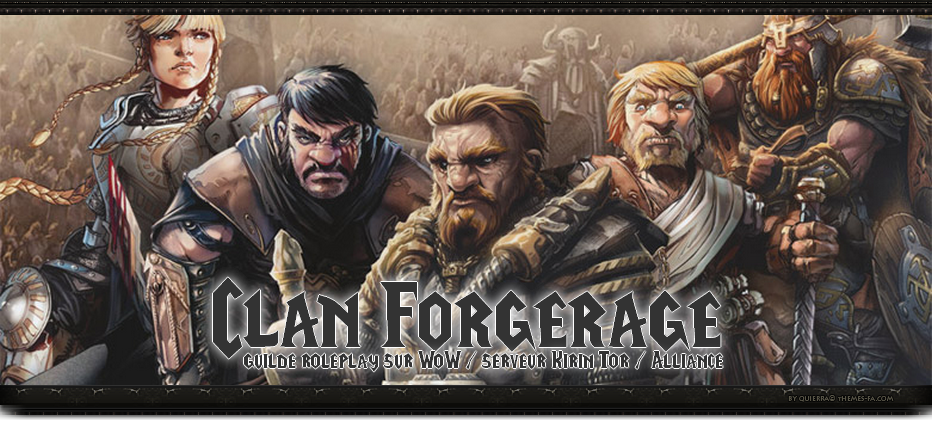 Clan Forgerage