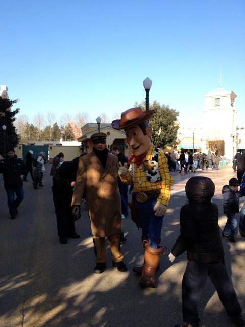 T.R. Séjour Disneyland Paris du 6 au 9 Fevrier 2012 au NPBC 760946357