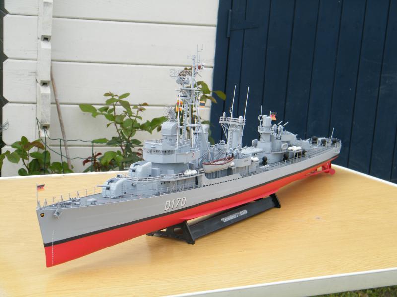 Destroyer Fletcher-Class au 1/144 76111820110723bartjeanjvido0191