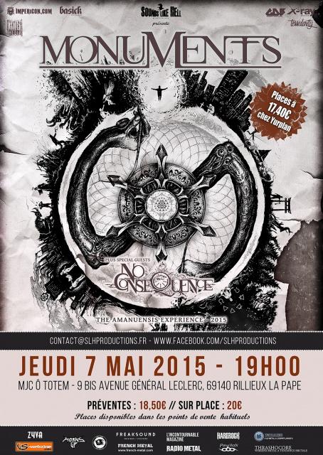 7.05 MONUMENTS + NO CONSEQUENCE @ Lyon (MJC Ô Totem) 761415MonumentsLyonweb