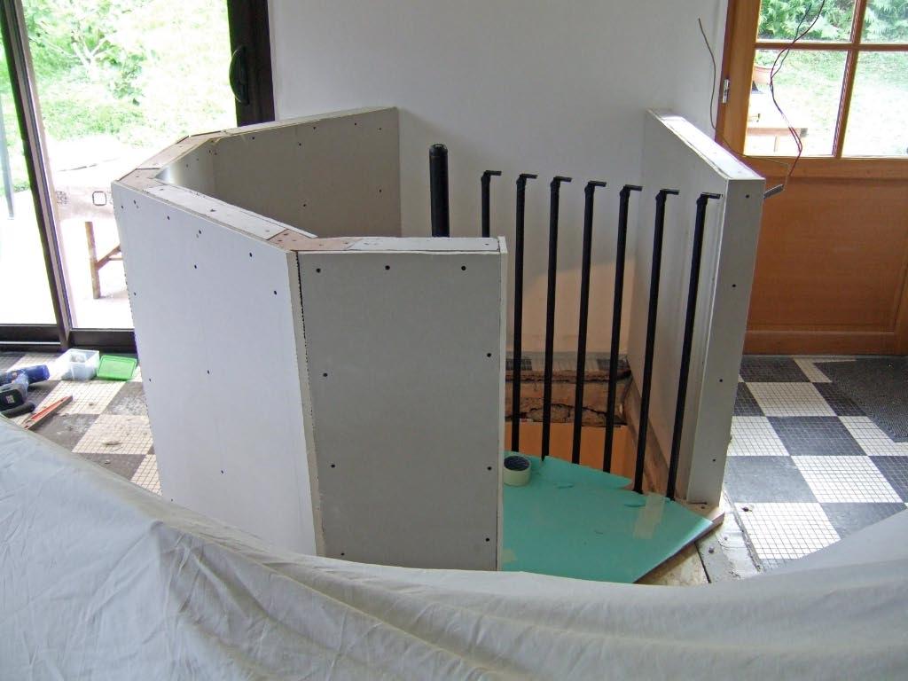 Aménagement d'un sous sol en chambres. 761515travaux34