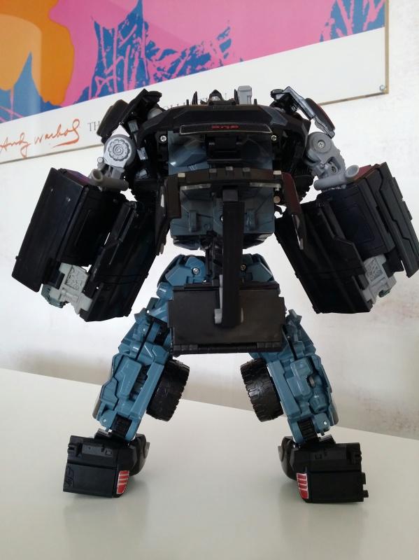 """red360 collec"""": War Machine MKII Diecast Hot Toys 761734201407111628461"""