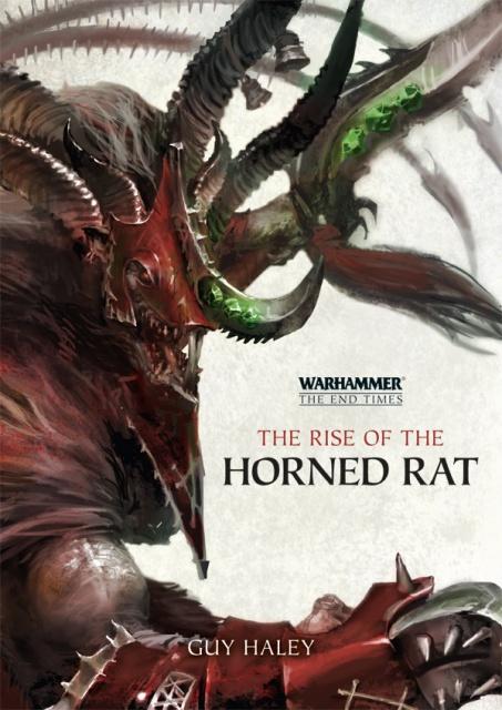 Review VO de The Rise of the Horned Rat de Guy Haley 762892RiseofthehornedratHB