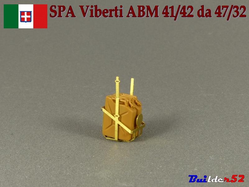 ABM 41/42  AT 47/32 - Italeri 1/35 763274P1030218