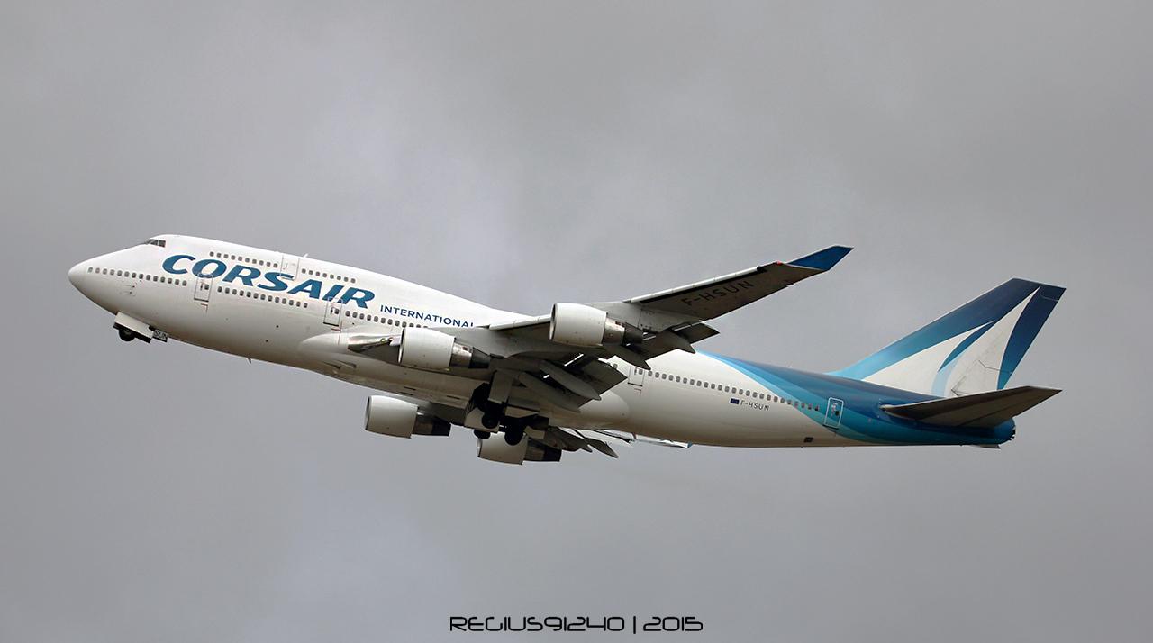 Vol Corsair ORY PTP sur 747-400 763495Orlyle122015140copiea