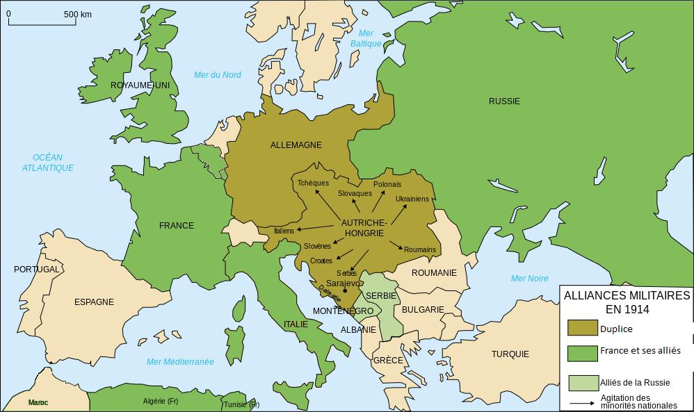 Le règne de Napoléon IV - Page 5 763665MapEuropealliances1914frsvg