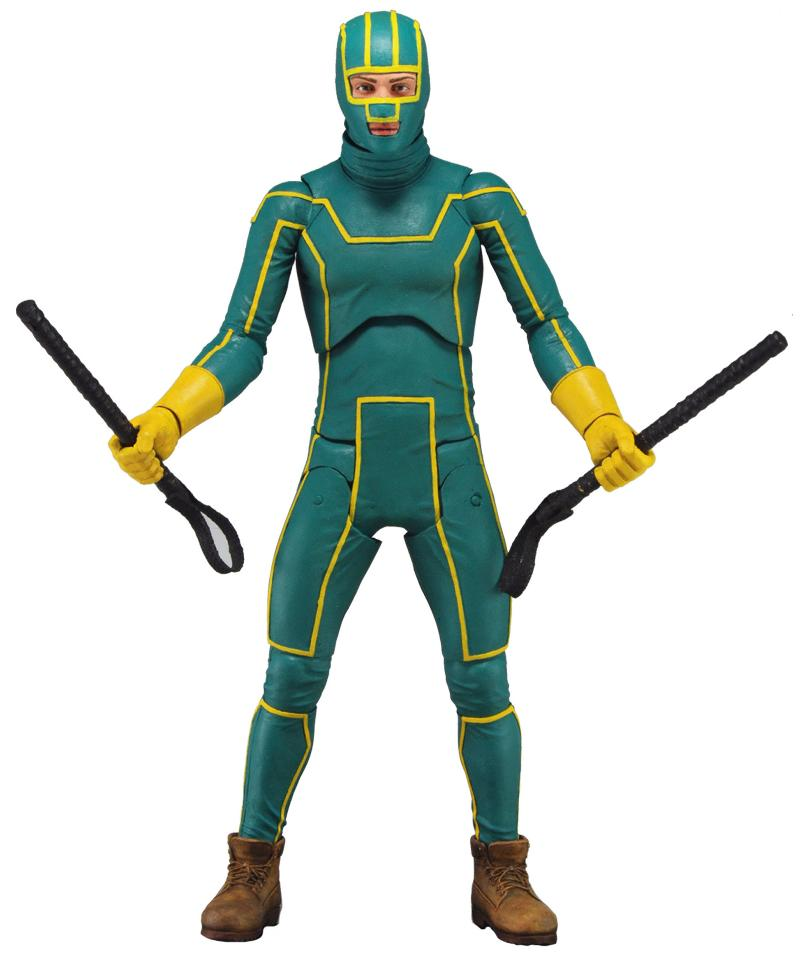 "[NECA] Kick Ass 2 - 7"" action Figures 763976KickAss"
