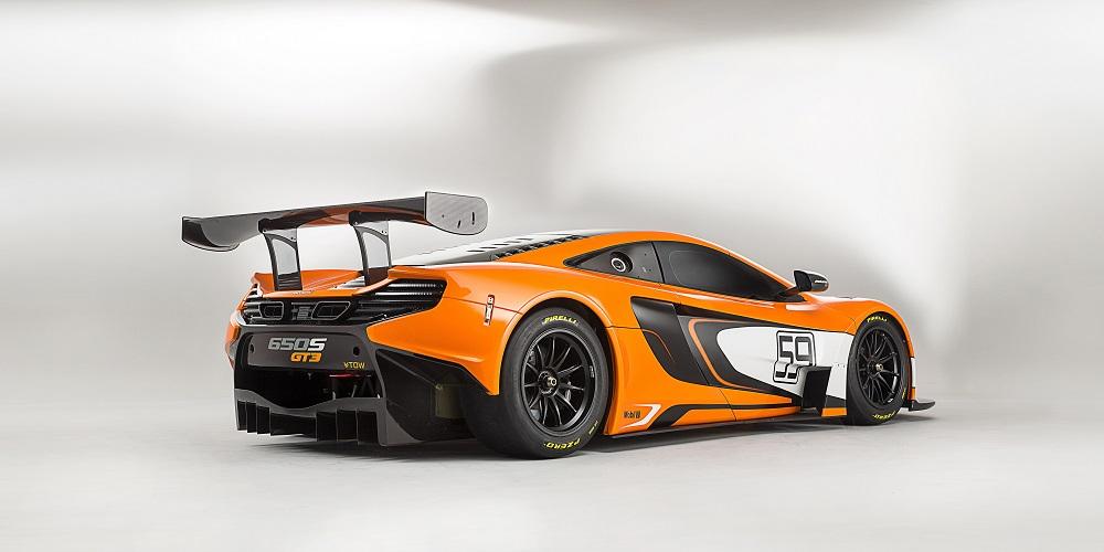 McLaren 650S GT3 764287321