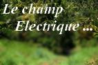 Le Champ Electrique