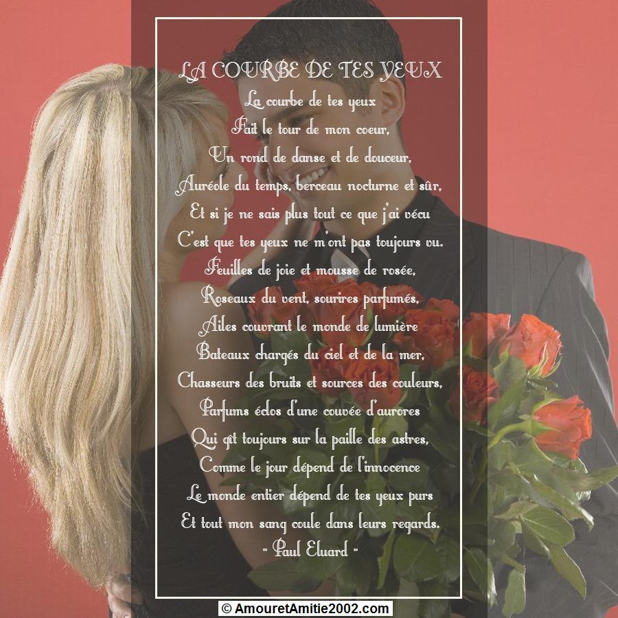 poeme du jour de colette 764567poeme179lacourbedetesyeux