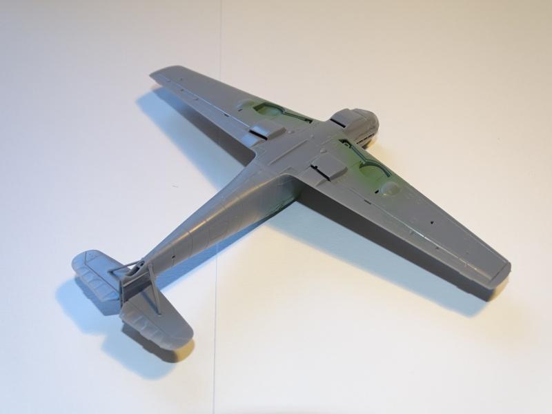 Bf 109 E3 WNr 1304 du JG 76 capturé le 22/11/1939 764579DSC03073