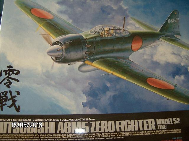 A6M5 ZERO , 1/32 tamiya 764637001