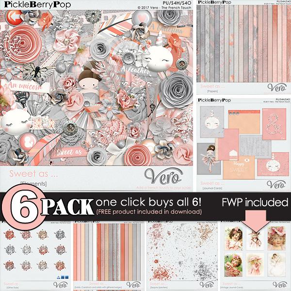 Véro - MAJ 02/03/17 - Spring has sprung ...  - $1 per pack  - Page 10 764692Verosweetas6packspv