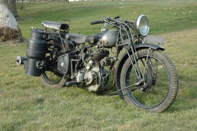 moto Peugeot P112  à gazogène 764956DSC9206