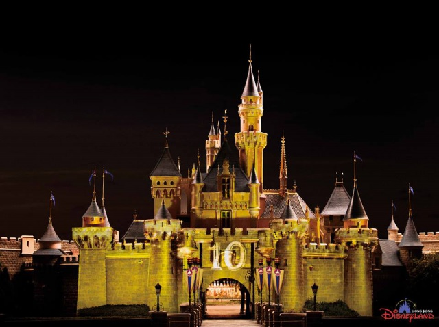[Hong - Kong Disneyland] Festivités des 10 ans 764958w38