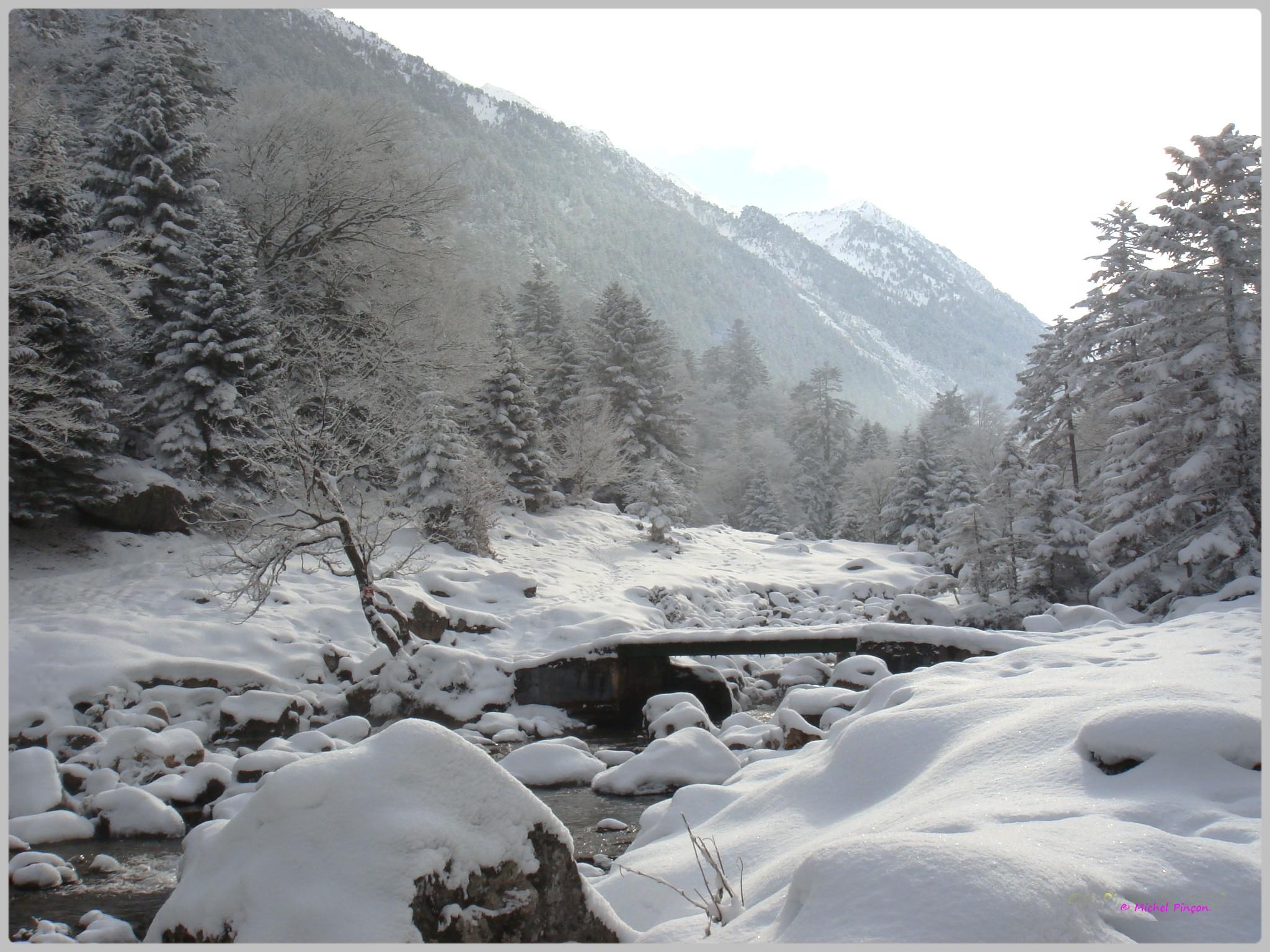 Une semaine à la Neige dans les Htes Pyrénées - Page 2 765066DSC01141