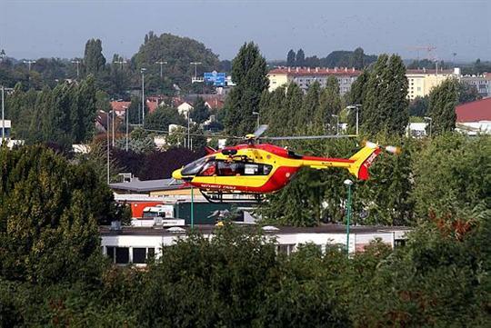 Accident de car 765245surleslieuxdelaccidentducarpolonaissurla36asausheimphotodompoirier