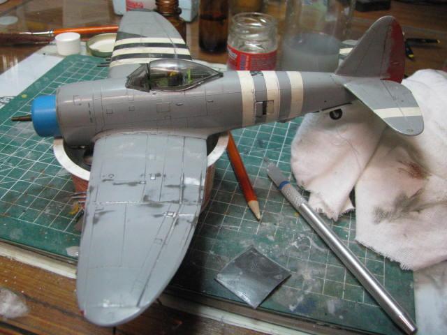 Restauration P-47D Monogram 1/48 .......Terminé!  765411IMG5451