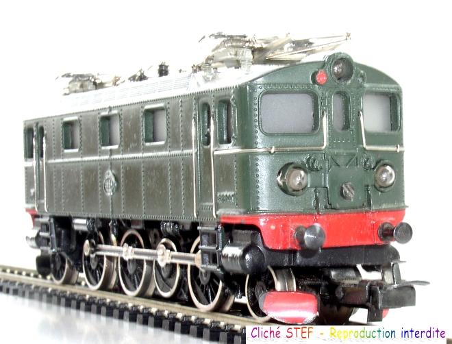 Les machines D/Da/Dm/Dm3 (base 1C1) des chemins de fer suèdois (SJ) 765668Marklin3019P1010598