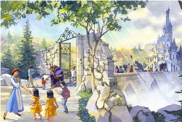 [Tokyo Disney Resort] Plan d'investissement incluant New Fantasyland et nouveau port à Tokyo DisneySea (2014-2024)  - Page 2 766157zzz1