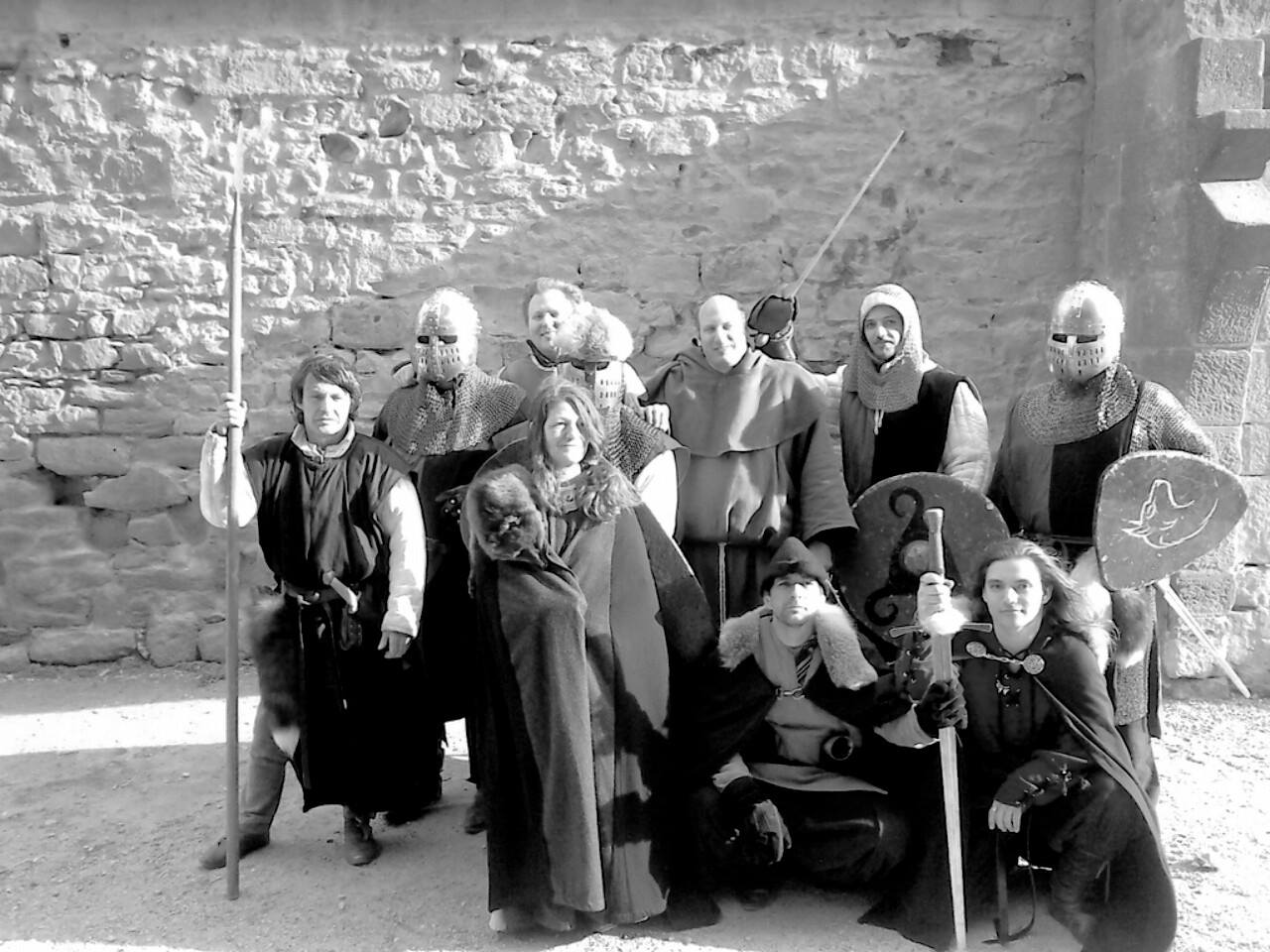 l ordre des lames troupe medievale