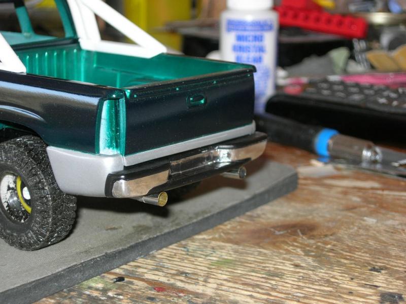 """Chevy Silverado'99 """"off road look"""" - Page 3 767142DSCN9960"""