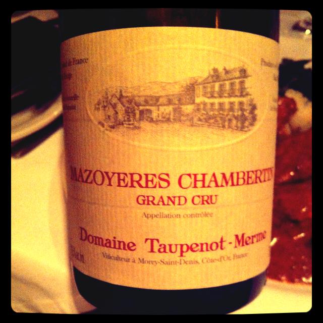 Le Pinot Noir débarque à la Girolle 767837Bourgogne6
