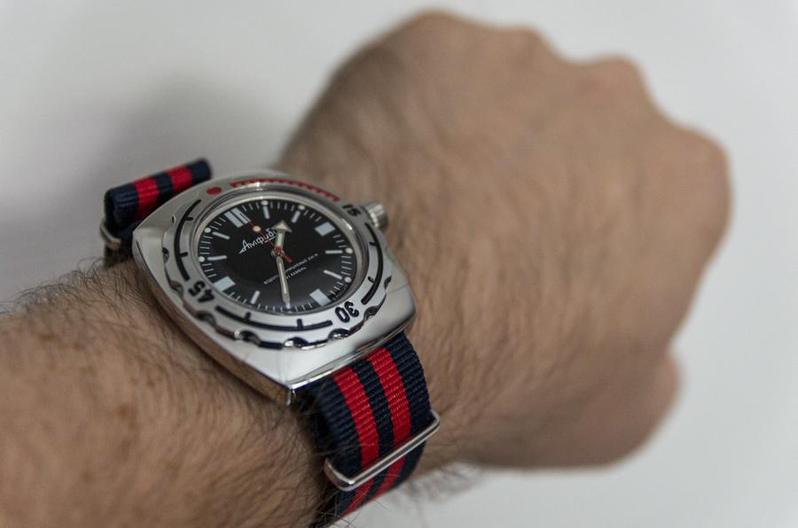 Feu de vos montres sur Nato 768155FDL02432