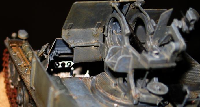 Flakpanzer I Dragon 1/35 768778modles116006
