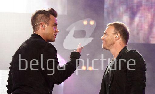 Robbie et Gary au concert Heroes 12-09/2010 76895122292778