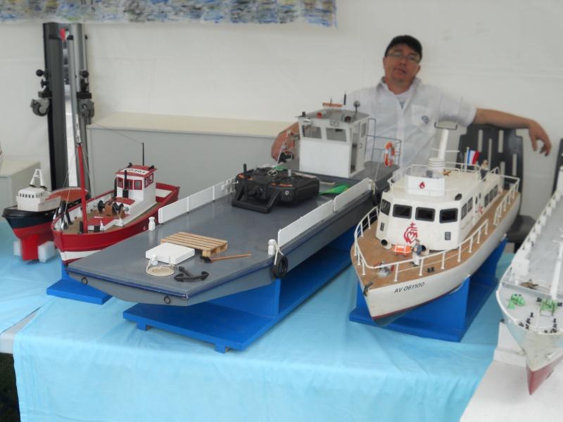 démo de maquettes navigantes sur la place Napoléon à la Roche S/Yon le 31 Mai et le 1er Juin 769353DSCN4025