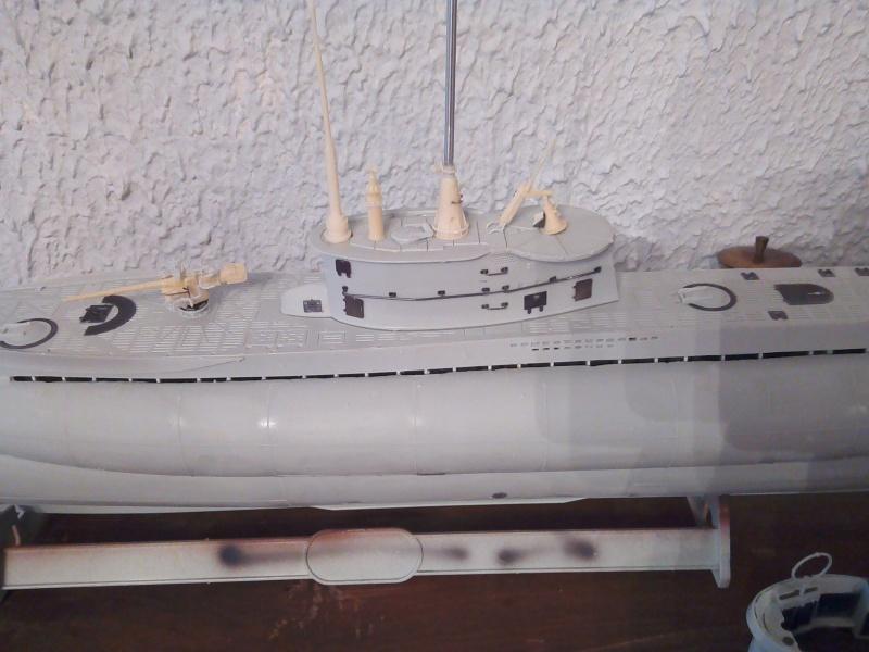 U boat VIIc  Set pe résine Eduard / CMK - Page 2 769389IMG20151115084127