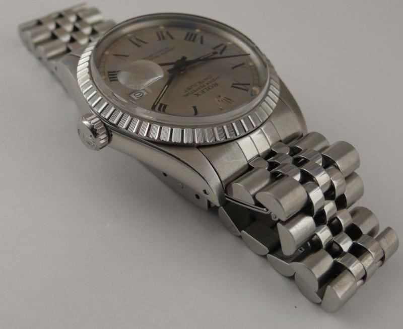 "[VENDUE] Rolex Datejust 16030 Rare ""Grey Buckley Dial"" 1985/86 - 2200€ 770301L1380336"