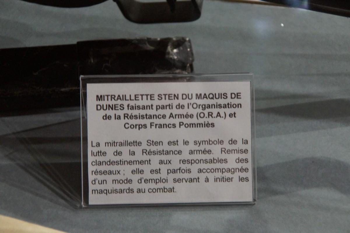 [ Histoire et histoires ] Musée de la résistance et du combattant à Montauban 770845DSC07582