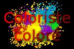 Coloriste coloré