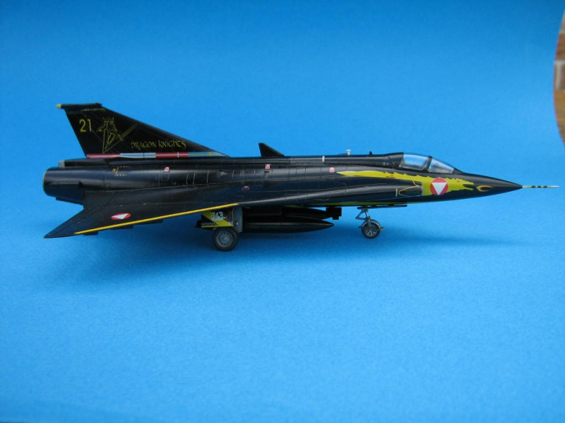 Saab J-35 Ö Draken 1.Staffel [Hasegawa 1/72] 772231IMG1120