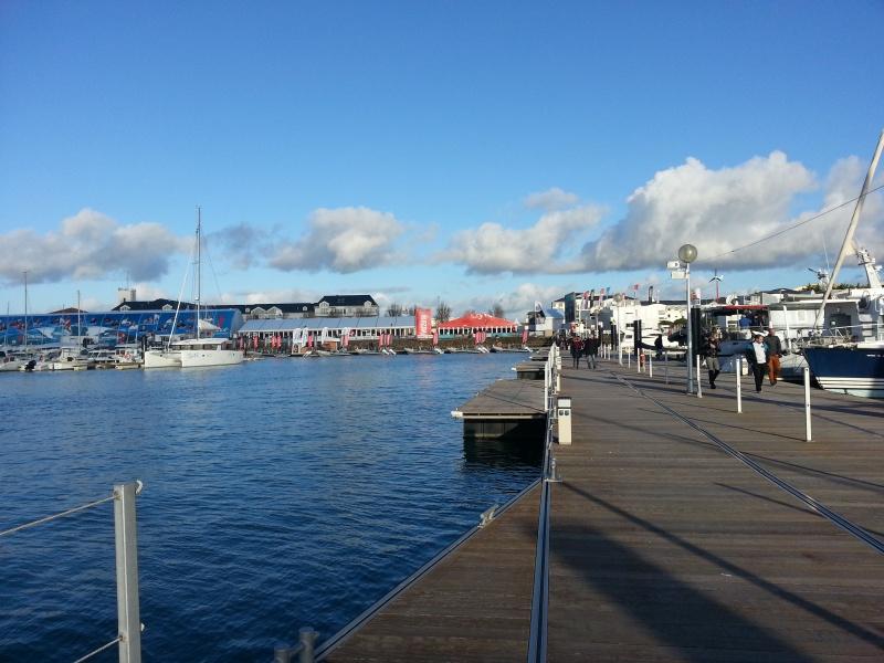 Visite du village et du ponton du Vendée Globe le 25/10/16 77276620170114161246