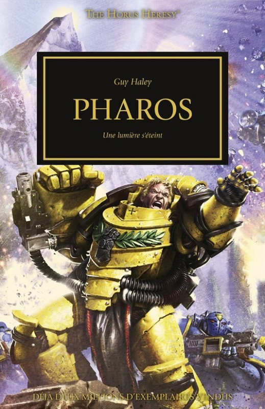 Pharos de Guy Haley 773217Pharos