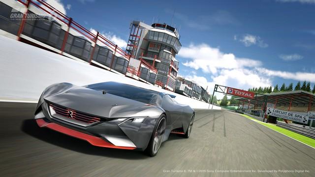 Un 0 à 100 en 1''73… c'est PEUGEOT Vision Gran Turismo ! 773552PEUGEOTVisionGranTurismoRacing07