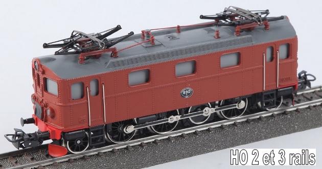 Les machines D/Da/Dm/Dm3 (base 1C1) des chemins de fer suèdois (SJ) 774344MarklinDASJ303012R