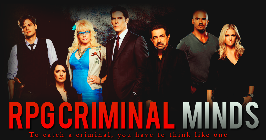 RPG Criminal Minds