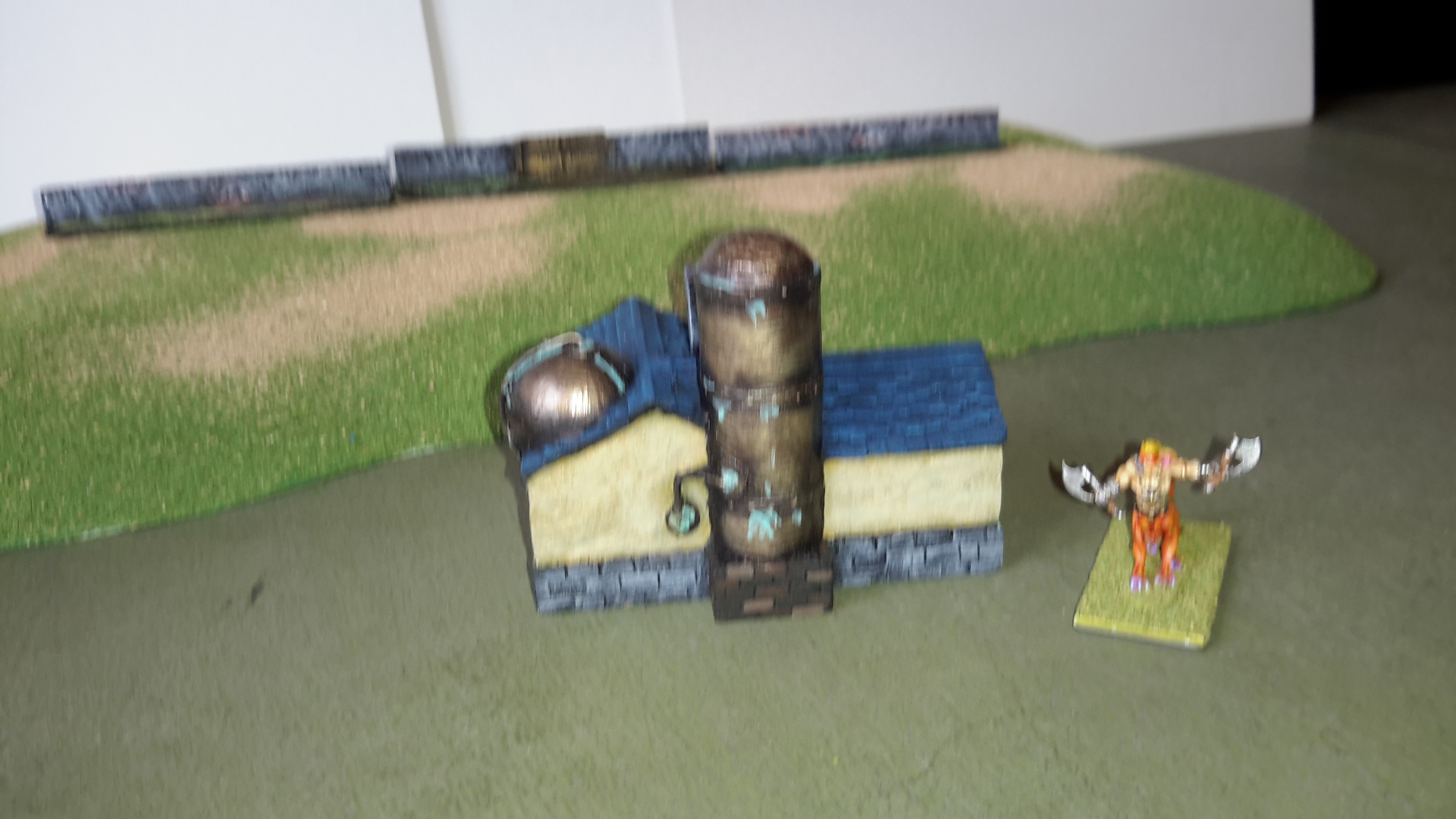 new Warmaster - 10mm - Brewery of the dwarves  77547920160220144442