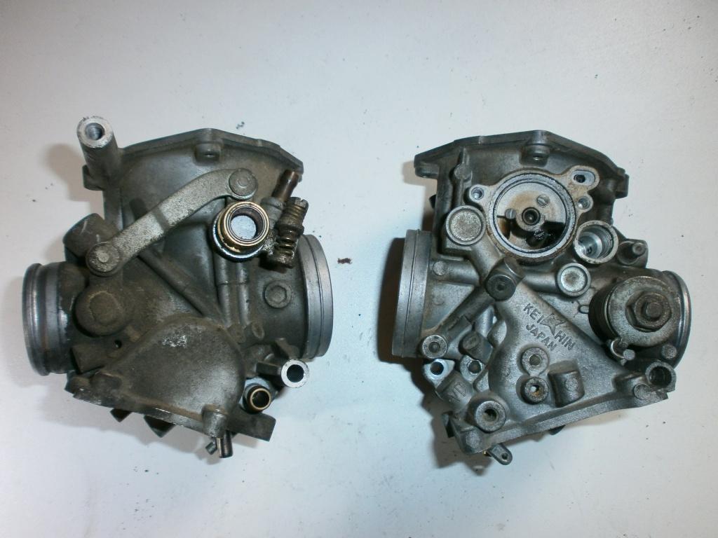 Nettoyage carburateurs de transalp 600 775754P1280028