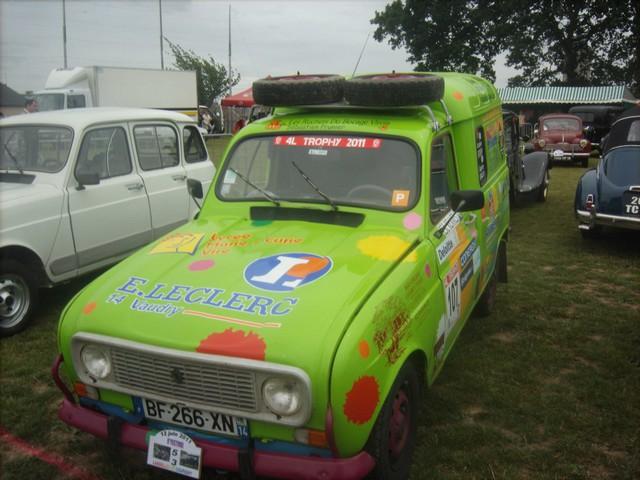 Landelles et Coupigny 2011 : fête de pantecôte  (voitures an 775882Jun13133