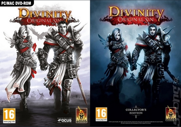 Divinity Original Sin : le RPG of the year selon Gamespot