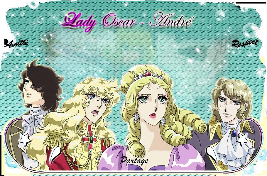 Lady Oscar - André