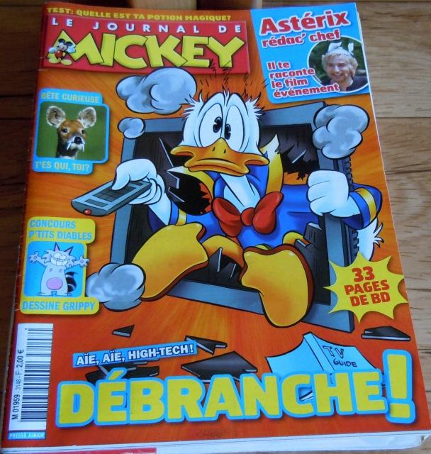 Astérix dans les magazines pour enfants 77615277f