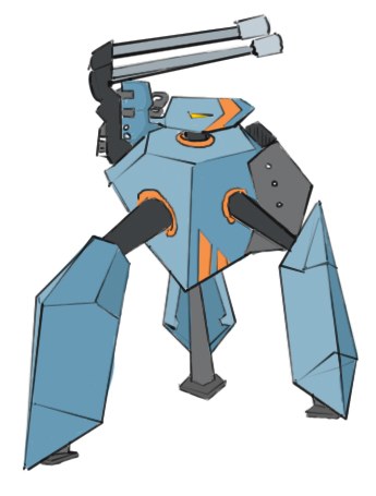 La Galerie de Trashx 776215Robots