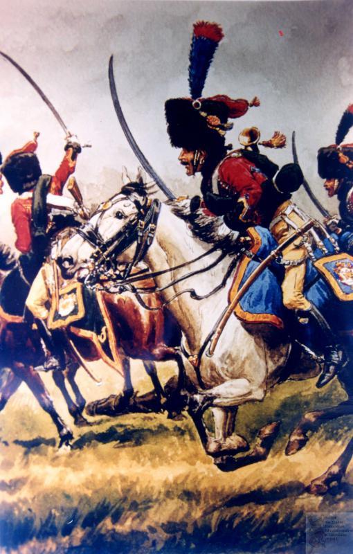 Les chasseurs à cheval de la Garde 776518CCGI22