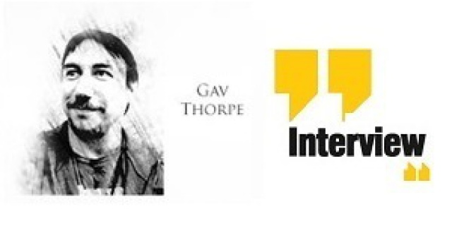 Interview Black Librarium de Gav Thorpe ! 776992Gav